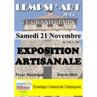 Exposition artisanale au Grand-Lemps