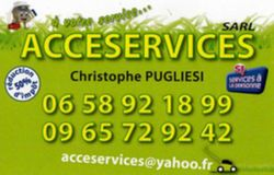 Acceservices Sarl
